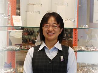 2008年11月 ハートメガネの美人さん