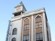 時計台のある建物