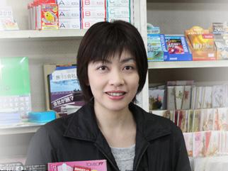 2009年4月 杉江商店の美人さん
