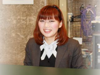 2010年2月 足利商工会議所の美人さん