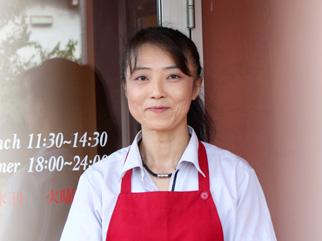 2010年10月 レストラン Cattle(キャトル)の美人さん