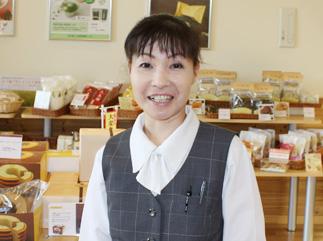 2011年5月 大麦工房ロアの美人さん