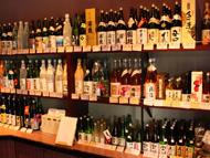 全国から集めた日本酒