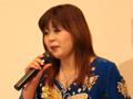 歌謡ショー 美咲 愛さんのステージ