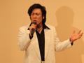 歌謡ショー 榊 やすまささんのステージ