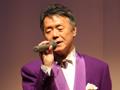 演歌歌手 菅野 ゆたかさんのステージ