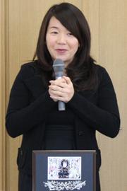 2009年12月 月美人表彰式