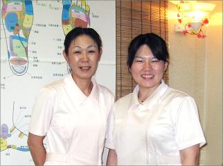 2008年2月 ヘルスアップの美人さん